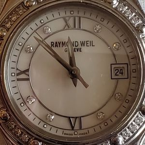 Authenticated Raymond Weil Womens Watch